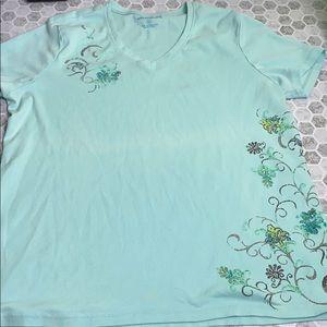 Eddie Bauer XL Short Sleeve T Shirt